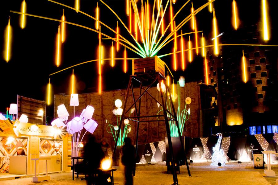 International Lightfestivals