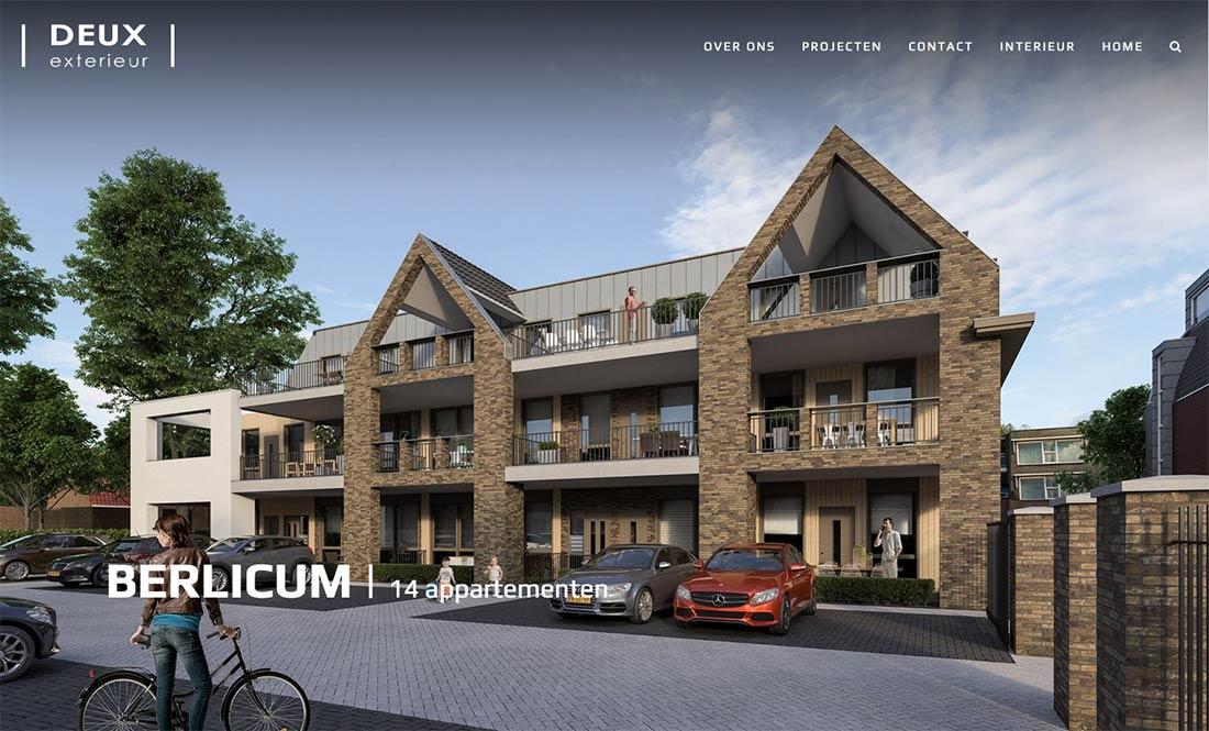 Deux architecten exterieur Sint Oedenrode